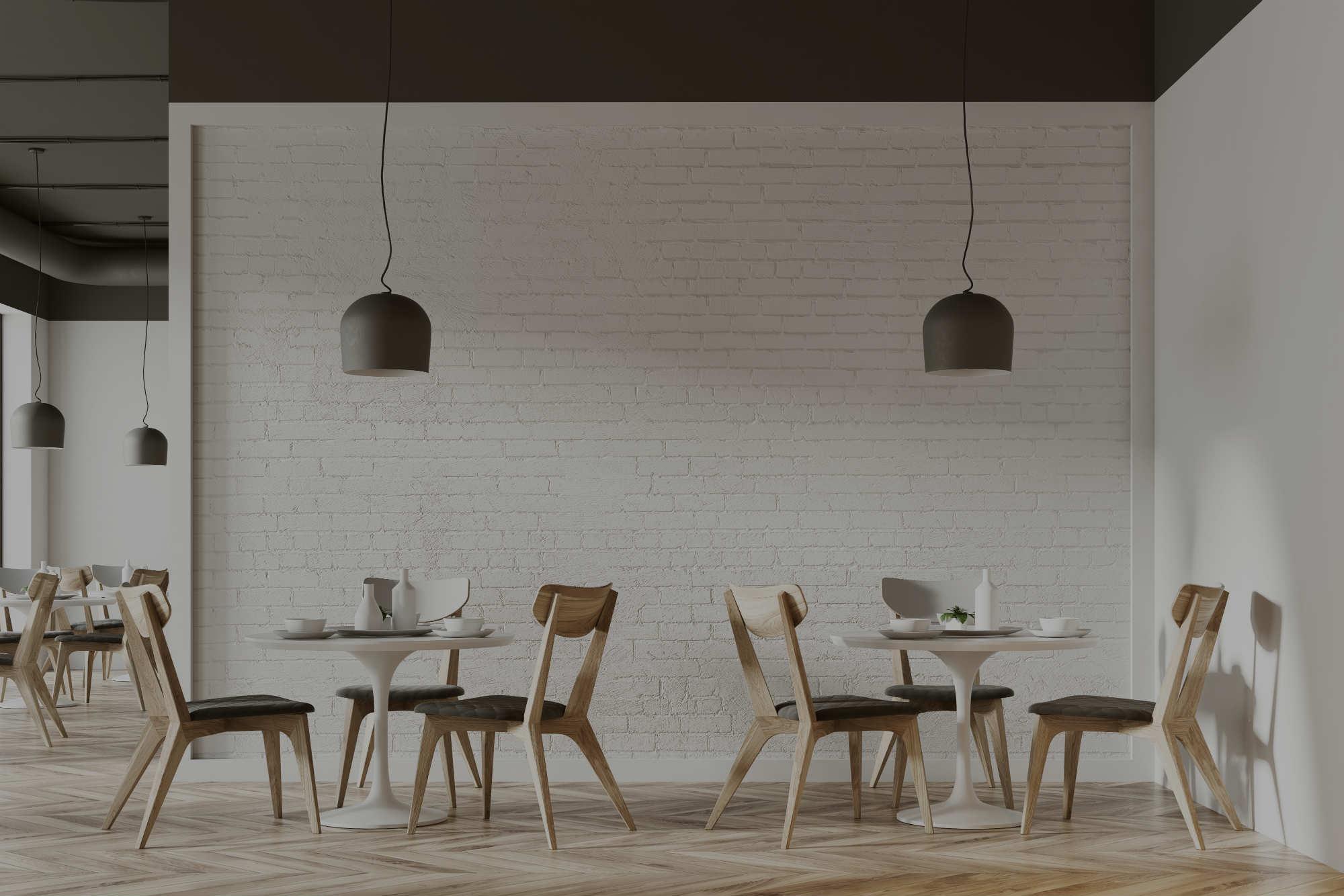 Image d un restaurant ambiance bois